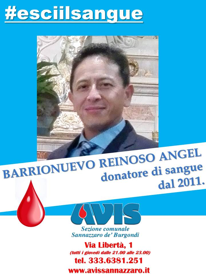 esciilsangue Barrionuevo Reinoso Angel